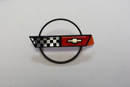 1988-1989 C4 Corvette,Hub Cap Emblem,GM 10055342,New